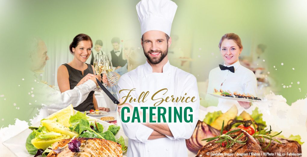 Full Service Catering SeeRestaurant
